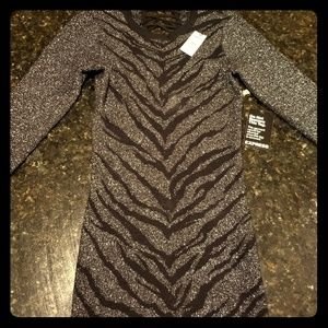 NWT Express Sweater Dress Size XS